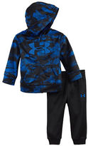 Under Armour Baby Boys Logo Two-Piece Hoodie and Jogger Pants Set