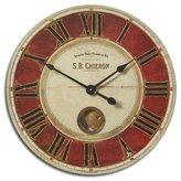 "Uttermost Uttermost, S.B. Chieron 23"", Clock"