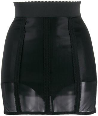 Dolce & Gabbana Corset Style Culotte