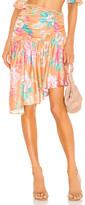 Majorelle Angeles Mini Skirt