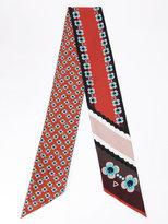 Fendi floral foulard