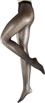 Falke Women's Dot Pantyhose