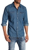 Levi's Regular Fit Long Sleeve Denim Shirt