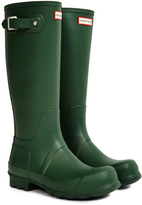 Hunter Tall Rain Boot Green