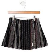 Sonia Rykiel Patterned Knit Skirt