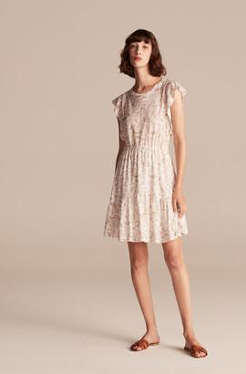 Rebecca Taylor Zadie Fleur Jersey Dress