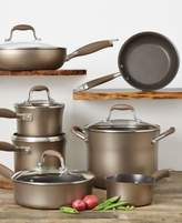 Anolon Advanced Bronze Hard-Anodized 12-Pc. Cookware Set