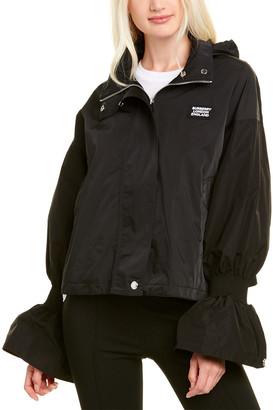 Burberry Packaway Hood Bio-Based Jacket