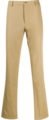 Burberry straight-fit chinos