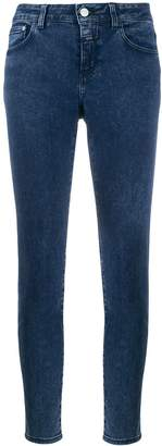 Closed high waisted skinny jeans