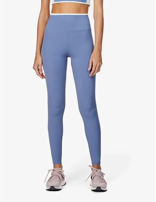 Vaara Ria high-rise stretch-jersey leggings
