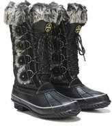 Khombu Women's Jandice Weather Resistant Lace Up Winter Boot