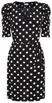 Claudie Pierlot Relax Polka Dot Dress