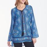 Nine West Patterned Women's Shirt