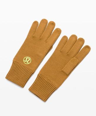 Lululemon Warm Revelation Gloves *Tech