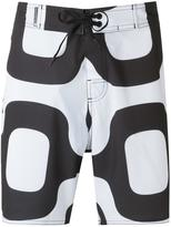 OSKLEN printed swim shorts