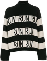 Sportmax Run striped jumper