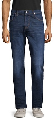 Hudson Relaxed Skinny-Fit Jeans