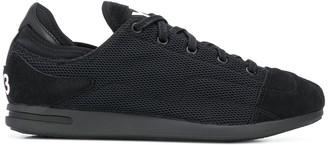 Y-3 Lace-Up Low-Top Sneakers