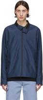 Paul Smith Navy Harrington Sport Jacket