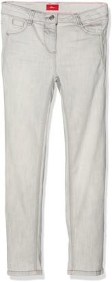 S'Oliver Girls' 66.703.71.2920 Jeans