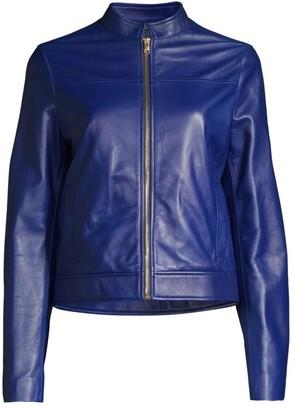 Escada Sport Lunika Leather Jacket