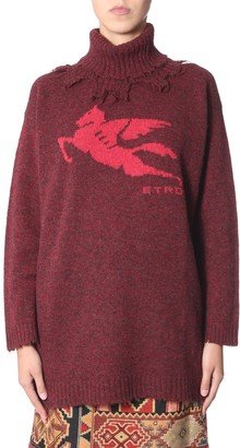 Etro Turtle Neck Sweater