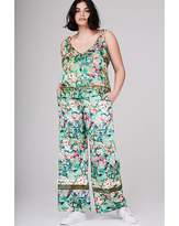 Easy Spirit Elvi Floral Print Trousers
