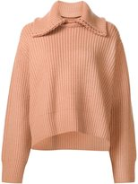 Edun chunky knitted pullover
