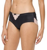 Gilligan & O'Malley Women's Satin and Lace Hipster - Gilligan & O'Malley®