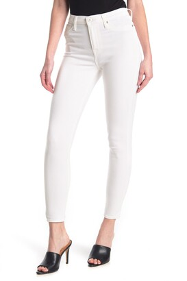 Hudson High Rise Blair Ankle Super Skinny Jeans