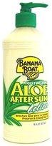 Banana Boat Aloe After Sun Lotion Pump 16oz (2 Pack)