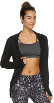 Gaiam Women's Enlighten Wrap Cardigan
