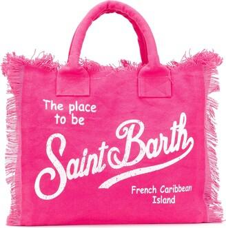 MC2 Saint Barth Vanity logo tote bag
