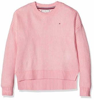 Tommy Hilfiger Girl's Pearlescent Sweater Hoodie