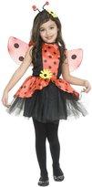 Charades Costumes Lady Bug Child - X-Small (4-6)