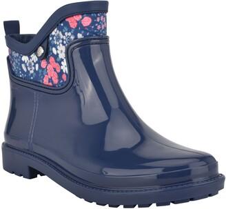 Easy Spirit x Martha Stewart Sprinkle Rain Boot