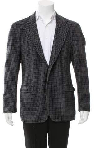 Dolce & Gabbana Cashmere Two-Button Blazer