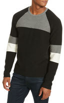 Kenneth Cole New York Colorblock Crewneck Sweater