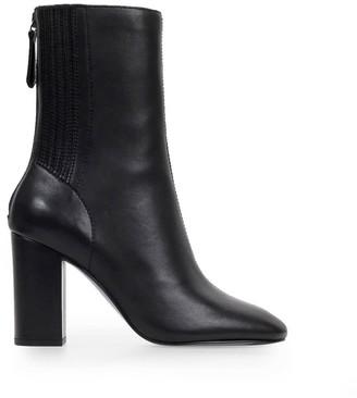 Ash Black Jasmin Ankle Boot