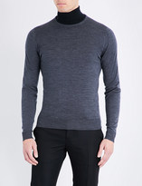 John Smedley Lundy crewneck wool jumper