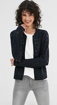 Esprit EDC -Lace bomber jacket