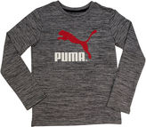 Puma Long-Sleeve Graphic Tee - Boys 8-20