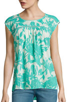 ST. JOHN'S BAY St. John's Bay Sleeveless Blouse