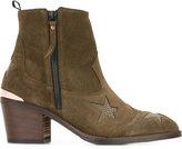 Nubikk - Freddy boots - women - Leather/Suede/rubber - 38