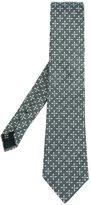 Fashion Clinic Timeless - star print tie - men - Silk - One Size