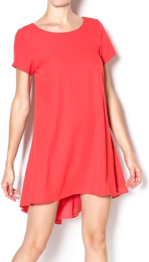 Umgee USA Tomato Shift Dress