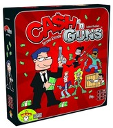Asmodee Cash 'n Guns Second Edition Board Game