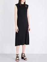 Sandro Longline knitted dress