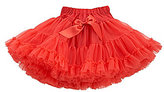 Laura Dare Little/Big Girls Solid Bouffant Pettiskirt